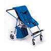 Seating and Positioning Positioning Seat Accessories: Fabrication Enterprises - Columbia® Therapedic™ Ips 2000 Car Seat Plus Therapedic™ 2100 Ips Mobility Base, Blue