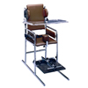 Seating and Positioning Positioning Seat Accessories: Fabrication Enterprises - Deluxe Adjustable Chair, Medium