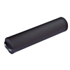 "Rehabilitation: Fabrication Enterprises - Jumbo Full Round Bolster - 25.5"" L x 8.5"" Dia - Black"