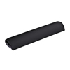 "Rehabilitation: Fabrication Enterprises - Half Round Bolster - 24.5"" L x 6"" Dia - Black"