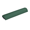 "Rehabilitation: Fabrication Enterprises - Half Round Bolster - 24.5"" L x 6"" Dia - Green"