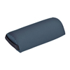 "Rehabilitation: Fabrication Enterprises - Mini Half Round Bolster - 13"" L x 6"" Dia - Blue"