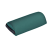 "Rehabilitation: Fabrication Enterprises - Mini Half Round Bolster - 13"" L x 6"" Dia - Green"