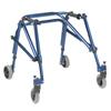 Fabrication Enterprises Nimbo posterior walker, junior, Knight Blue FNT31-3651B