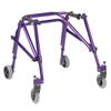 Fabrication Enterprises Nimbo posterior walker, junior, Wizard Purple FNT 31-3651P