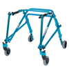 Fabrication Enterprises Nimbo Posterior Walker, Youth, Blue FNT 31-3652