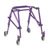 Fabrication Enterprises Nimbo posterior walker, youth, Wizard Purple FNT 31-3652P