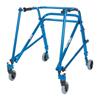 Fabrication Enterprises Nimbo Posterior Walker, Young Adult, Blue Ice FNT 31-3653