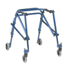 Fabrication Enterprises Nimbo posterior walker, young adult, Knight Blue FNT 31-3653B