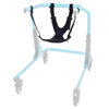 Fabrication Enterprises Nimbo Posterior Walker, Accessory, Seat Harness for Young Adult Walker FNT 31-3658