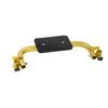 Fabrication Enterprises Nimbo Posterior Walker, Accessory, Seat Attachment for Tyke Walker, Yellow FNT 31-3730