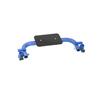Fabrication Enterprises Seat Attachment for Nimbo Posterior Walker, Tyke, Knight Blue FNT 31-3730B