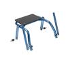 Fabrication Enterprises Seat Attachment for Nimbo Posterior Walker, Junior, Knight Blue FNT 31-3731B