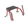 Fabrication Enterprises Seat Attachment for Nimbo Posterior Walker, Junior, Castle Red FNT 31-3731R