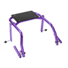 Fabrication Enterprises Seat Attachment for Nimbo Posterior Walker, Youth, Wizard Purple FNT 31-3732P