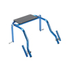 Fabrication Enterprises Seat Attachment for Nimbo Posterior Walker, Young Adult, Knight Blue FNT 31-3733B