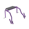 Fabrication Enterprises Seat Attachment for Nimbo Posterior Walker, Young Adult, Wizard Purple FNT 31-3733P