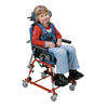 Fabrication Enterprises First Class™ School Chair - Mobile Chair Only - Small FNT31-3810