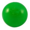 Fabrication Enterprises Large Sensory Balls, (73mm) Green, 500/Case FNT 32-2410G-500