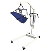 patient lift: Fabrication Enterprises - Bariatric Battery Powered Patient Lift