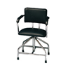 Fabrication Enterprises Adjustable Low-Boy Whirlpool Chair with Belt, Rubber Tips FNT 42-1054