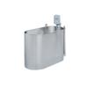 Fabrication Enterprises Low boy stationary whirlpool, L-105-S, 105 gallon, 60Lx24Wx18D FNT 42-1212