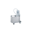 Fabrication Enterprises High boy mobile whirlpool, H-105-M, 105 gallon, 48Wx24Wx28D FNT 42-1228