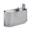 Fabrication Enterprises Sports Stationary Whirlpool, 110 Gallon FNT 42-1232