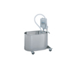 Fabrication Enterprises Extremity mobile whirlpool with stand, E-15-MU, 15 gallon, 25Lx13Wx15D FNT 42-1255