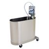 Fabrication Enterprises Extremity mobile whirlpool, E-45-M, 45 gallon, 32Wx15Lx25D FNT 42-1258