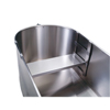 Fabrication Enterprises Whirlpool Suspension Seat High Boy - 20 FNT 42-1410