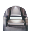 Fabrication Enterprises Reclining Seat With Back For Low-Boy Whirlpools FNT42-1420