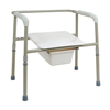 Fabrication Enterprises Bariatric Three-in-One Commode FNT 43-2347