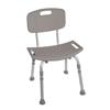 Fabrication Enterprises Bath Bench with Back, KD FNT 43-2412