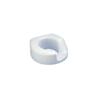 Rehabilitation: Fabrication Enterprises - Standard Arthro® Toilet Seat with Slip-In Bracket, Left