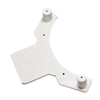 Rehabilitation: Fabrication Enterprises - Raised Toilet Seat, Accessory, Slip-On Bracket