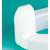 Rehabilitation: Fabrication Enterprises - Toilet Seat Splash Guard