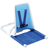 Fabrication Enterprises Columbia® Wrap-Around Support - High Back (H-Harness) - Unpadded - Medium FNT 45-1851