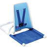 Rehabilitation: Fabrication Enterprises - Columbia® Wrap-Around Support - High Back (H-Harness) - Padded - Large