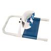 Fabrication Enterprises Columbia® Wrap-Around Support - Low Back (Safety Belt) - Unpadded - Medium FNT 45-2211