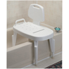 Rehabilitation: Fabrication Enterprises - Shower Transfer Bench, Adjustable