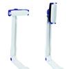 Fabrication Enterprises Lotion Applicator, with Folding Handle, 14.5 Long, 8 When Folded FNT 45-2400