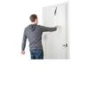 Rehabilitation: Fabrication Enterprises - CanDo® Overdoor Shoulder Pulley - Single Pulley with Door Bracket