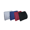 Fabrication Enterprises Lumbar Support Pillow - Foam, with Removable Cotton/Poly Cover, 14 x 13 FNT 50-1212