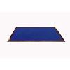 Fabrication Enterprises Dycem, CleanZone Floor Mat System, 4 x 10, Cobalt FNT 50-1636B