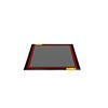 Fabrication Enterprises Dycem, CleanZone Floor Mat System, 6.5 x 6.5, Titanium FNT 50-1637GRY