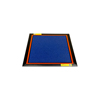 Fabrication Enterprises Dycem, CleanZone Floor Mat System, 4 x 6.5, Cobalt FNT 50-1646B