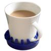 Fabrication Enterprises Dycem® Non-Slip Molded Cup/Can/Glass Holder (3-1/2 Diameter), Blue FNT 50-1652B