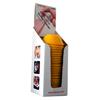 Fabrication Enterprises Dycem® Retail Bottle Opener Display, 25/Dispenser, Yellow FNT 50-1681Y