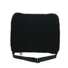 Fabrication Enterprises Bucket Seat Sitback, Standard Black FNT 50-1743